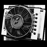 Transmission Coolers 6.4L