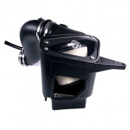 S&B Cold Air Intake Kit w/ Disposable Dry Filter | 10-12 Dodge 2500/3500