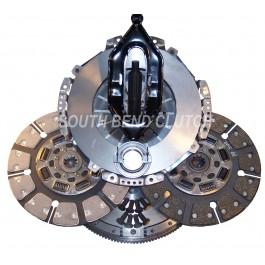 Single Disc Clutch & Flywheel Kit   Ford 6.4L Powerstroke - F250/F350/F450/F550
