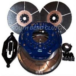 Competition Dual Disc Clutch Kits   Ford 6.0L Powerstroke - F250/F350/F450/F550