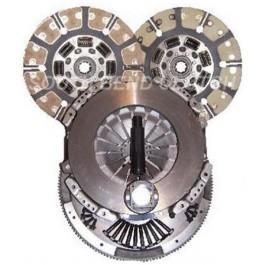 Single Disc Clutch & Flywheel Kit   Ford 6.0L Powerstroke - F250/F350/F450/F550