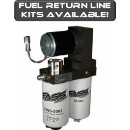 FASS Titanium Fuel Lift Pump 260GPH | Class 8 Semi UIM Truck