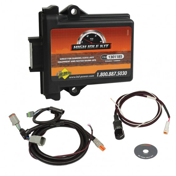 BD Power High-Idle Control Kit