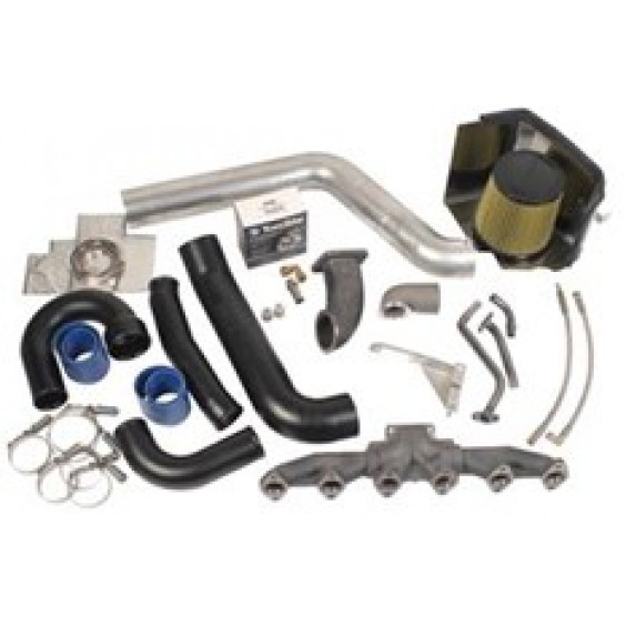 BD Diesel Borg Warner Oil Drain Kit