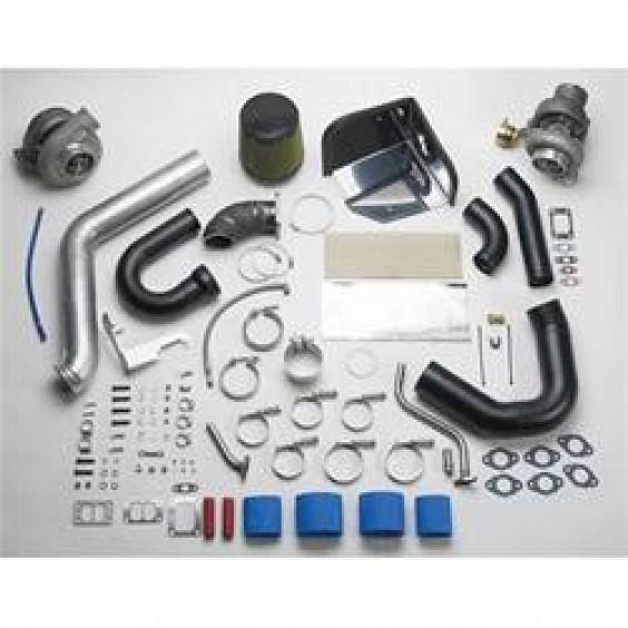 BD Power Super B Twin Turbo Kit  | 98.5-02 Dodge 5.9L Cummins