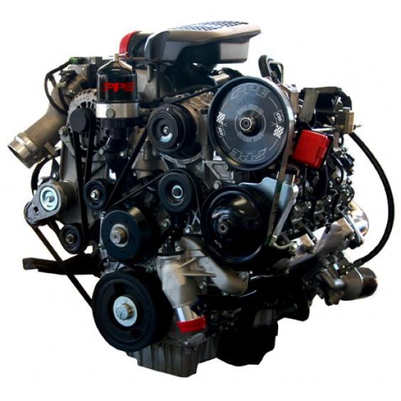 PPE Dual Fueler CP3 Pump Kit Chevy/GMC 2006-07 Duramax LBZ