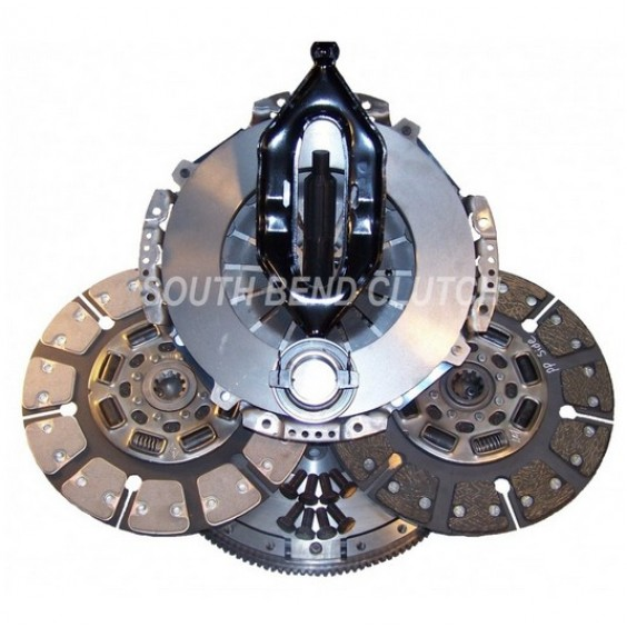 South Bend Clutch   08-10 Ford 6.4L Powerstroke - ZF6 6 Speed