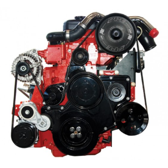 PPE Dual Fueler CP3 Kit Cummins (04.5-07) With CP3 Pump