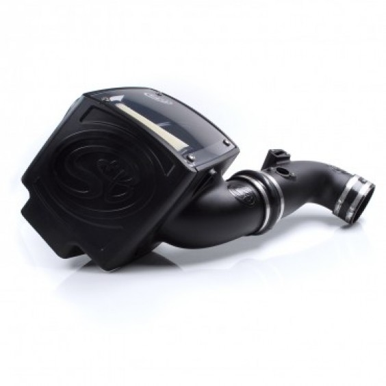S&B Cold Air Intake Kit w/ Disposable Dry Filter | 13-14 Chevy 2500/3500