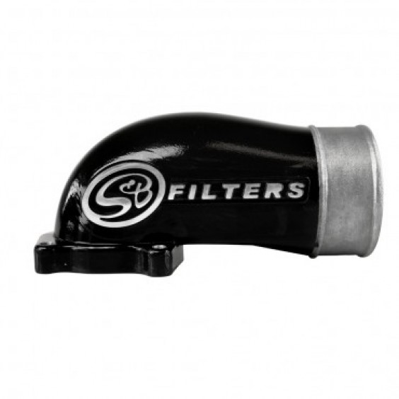 S&B Intake Manifold Elbow  | 03-04 Ford 6.0L Powerstroke