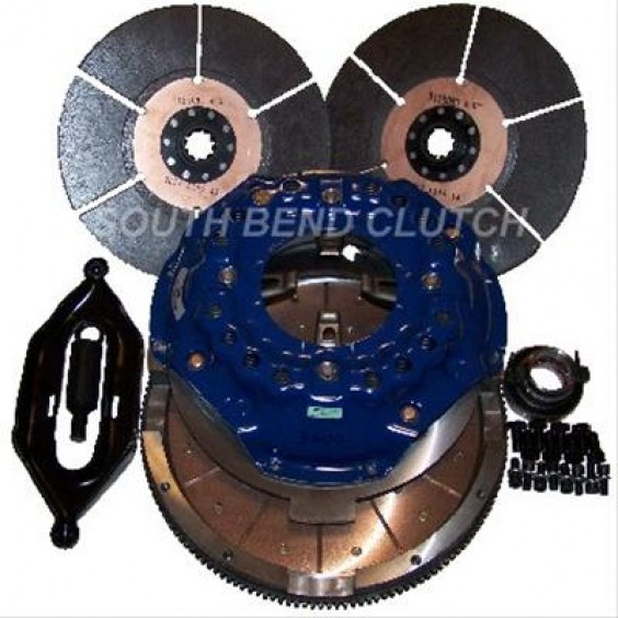 Competition Dual Disc Clutch Kits | Ford 7.3L Powerstroke - F250/F350