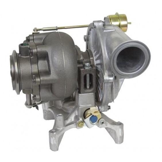 BD Power Reman Turbo Modified w/ Pedestal | 98.5-99.5 Ford 7.3L Powerstroke