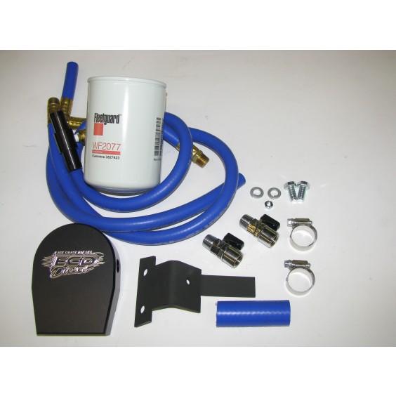 ECD 6.0L Powerstroke Coolant Filter Kit