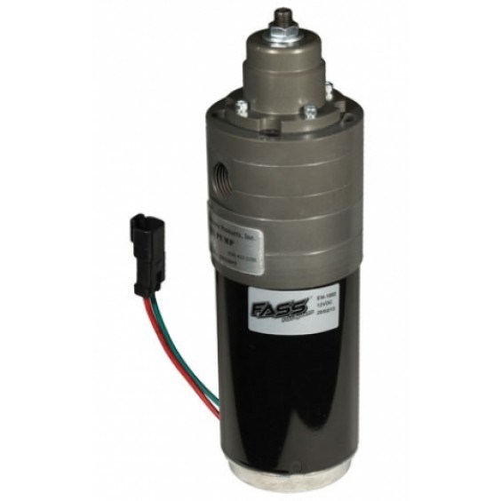 FASS Fuel Adjustable Lift Pump 260GPH | 05-09 Dodge 5.9L and 6.7L Cummins