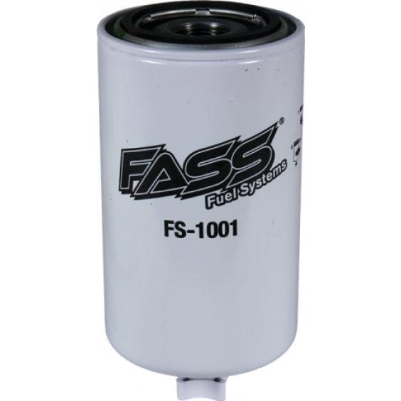 FASS Titanium Fuel Filter Replacement 3 Micron