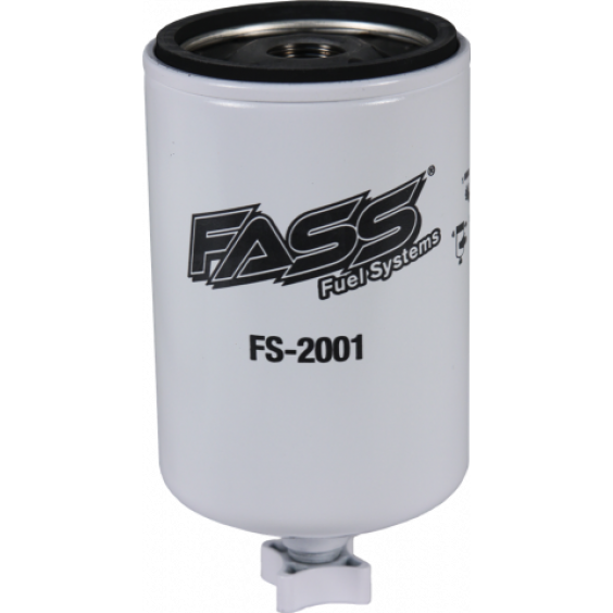 FASS Titanium Fuel Filter and Water Separator Replacement