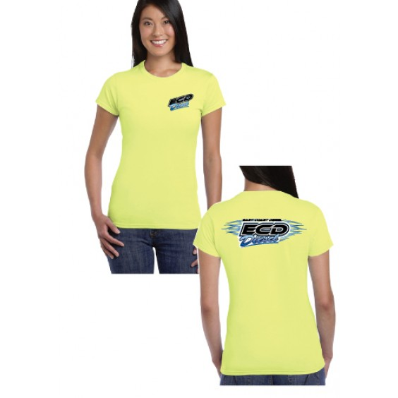 Ladies T-Shirt – Cornsilk