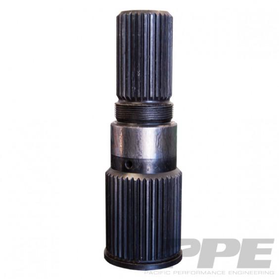 PPE Billet Output Shaft, 01-10 Chevy / GMC 6.6L Allison 1000