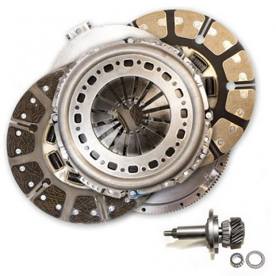 Dodge 2500/3500 5.9L Cummins Street Dual Disc Clutch Kit