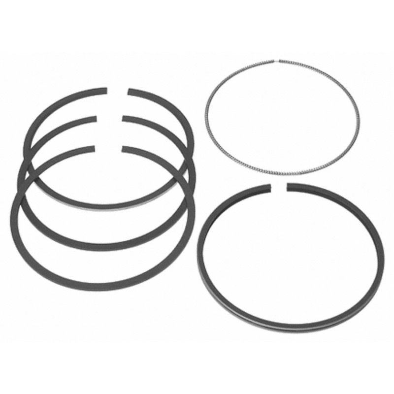 chevy seal style piston total conventional rings l c