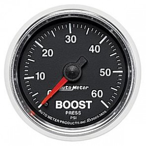 Autometer GS Series Boost Gauge
