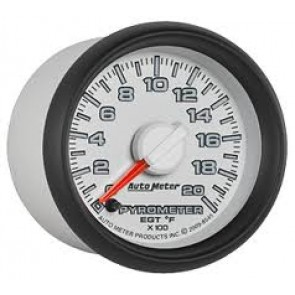 Factory Match Pyro Gauge