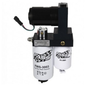Titanium Diesel Fuel Pump FASS