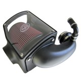 S&B Cold Air Intake Kit   92-00 Chevy 6.5L w/ Cleanable Cotton Filter   75-5045