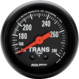 Autometer Z-Series 140-280° Trans Temperature Gauge