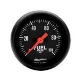 Autometer Z-Series 0-100psi Fuel Pressure Gauge.