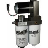 FASS Fuel Titanium Lift Pump 220GPH 01-14 Chevy 6.6L Duramax