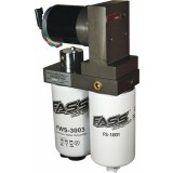 FASS Titanium Fuel Lift Pump 200GPH@55PSI | 99-07 Ford 7.3L and 6.0L Powerstroke