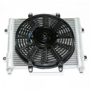Xtruded Auxiliary Transmission Oil Coolers