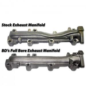 BD Power 01-10 Chevy 6.6L Duramax Full Bore Exhaust Manifold