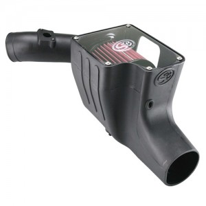 S&B Cold Air Intake Kit | 03-07 Ford 6.0L Powerstroke w/ Cleanable Cotton Filter | 75-5070