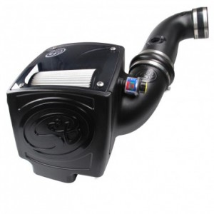 S&B Cold Air Intake Kit w/ Disposable Dry Filter | 11-12 Chevy 2500/3500