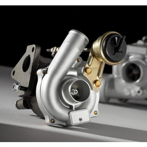 RACE TURBO S400 80mm Cast/87mm 1.00A/R T4 90degree-Outlet Lucas 2.6 Class