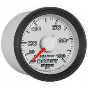 Factory Dodge Match 0-100psi Boost Gauge