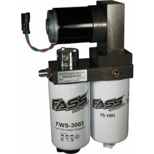 FASS Titanium Fuel Lift Pump 260GPH   Class 8 Semi UIM Truck