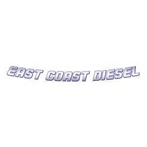 ECD Windshield Decals