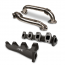PPE Race High Flow Exhaust Manifold w/ Up -Pipes - 01-10 6.6L