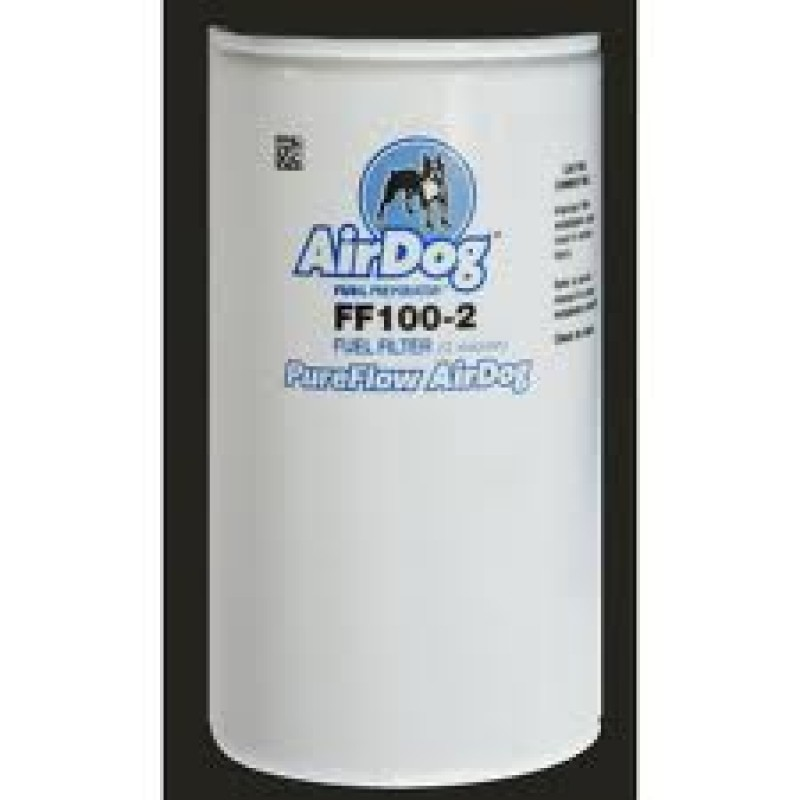 airdog replacement fuel filter 10 micron ff100 10 only. Black Bedroom Furniture Sets. Home Design Ideas
