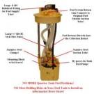 AirDog Dodge Universal Fuel Module Up-Grade Kit