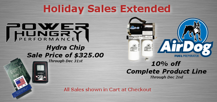 Holiday Sale Extended