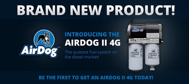Airdog II 4G