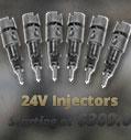24v injector