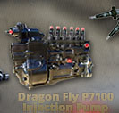 industrial injection dragon fly pumps