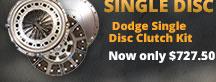 sbc single disc clutch