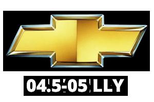 Chevy / GMC Duramax 04-05 LLY