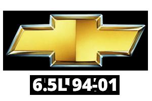 CHEVY / GMC 6.5L 94-01